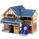 3D Wooden House Puzzles (Multiple Styles)