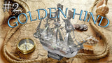 Golden Hind 3D Metal Puzzle