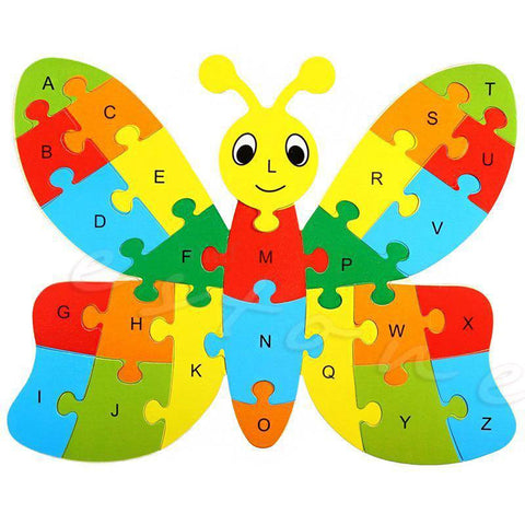Baby & Toddler Number Animal Puzzle