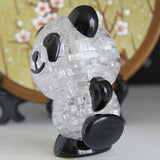3D Crystal Baby Panda Puzzle
