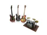 'The Beatles' Instruments 3D Puzzles