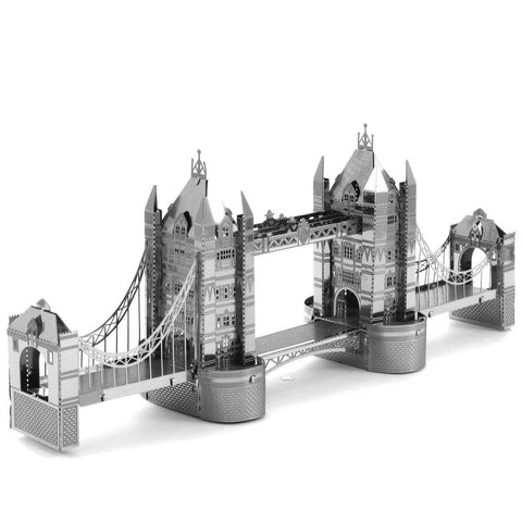London Tower Bridge 3D Metal Puzzle