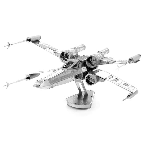 Star Wars X-Wing Fighter 3D Metal Puzzle