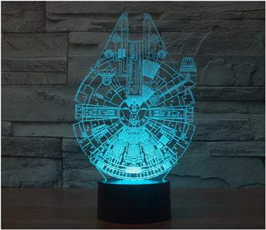 Star Wars 3D Lights