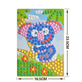 3D Intelligence Puzzle Mosaics for Children (24 Types)