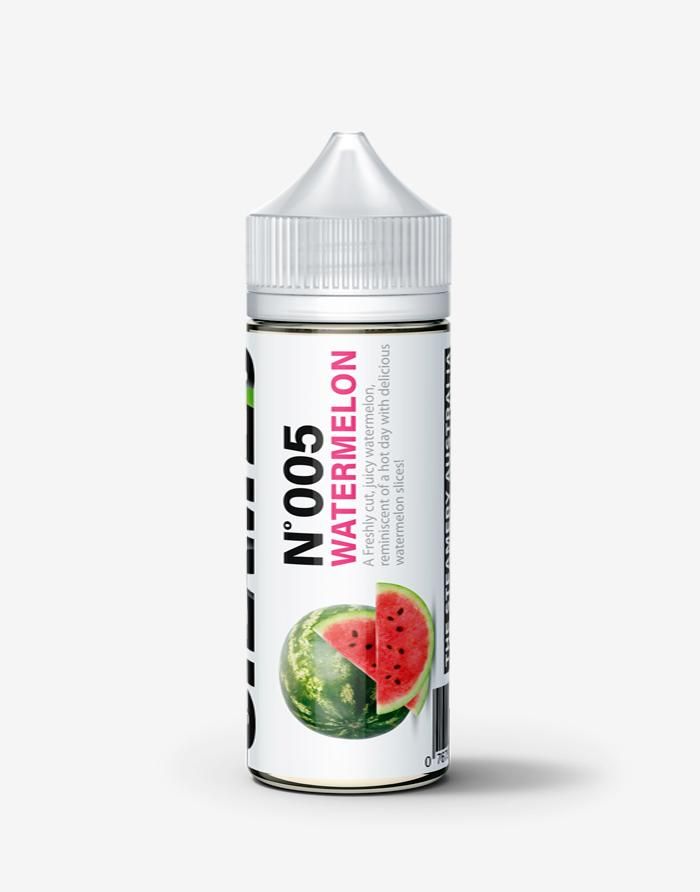 No 005 - Watermelon - Steam E-Juice | The Steamery