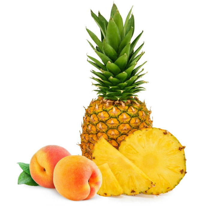 FW Pineapple Peach - Steam E-Juice | The Steamery