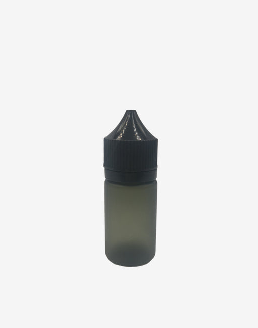 30ml Black Chubby Style Bottle