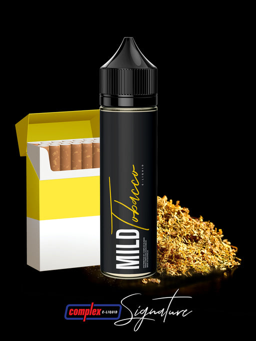 Signature - Mild Tobacco-E-Liquid-Vape Distribution Australia