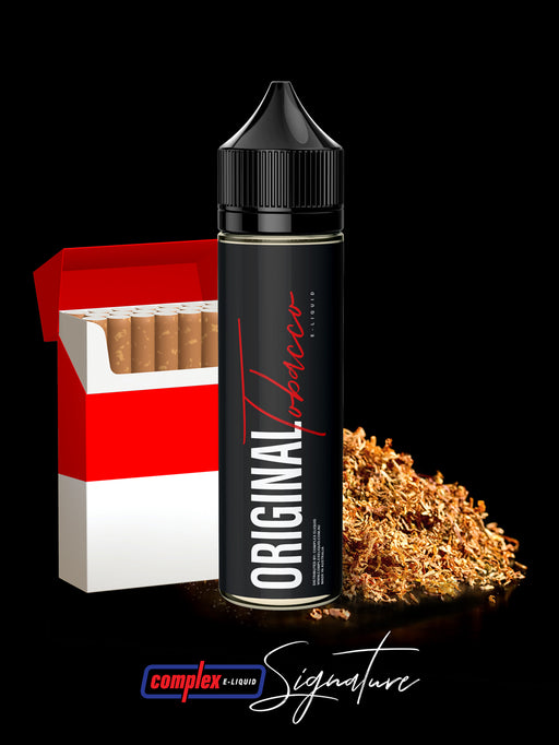 Signature - Original Tobacco-E-Liquid-Vape Distribution Australia