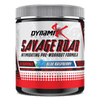 Savage Roar - #1 Selling Pre-Workout Formula - Dynamik Muscle - Supplements - Supplements & Apparel Store