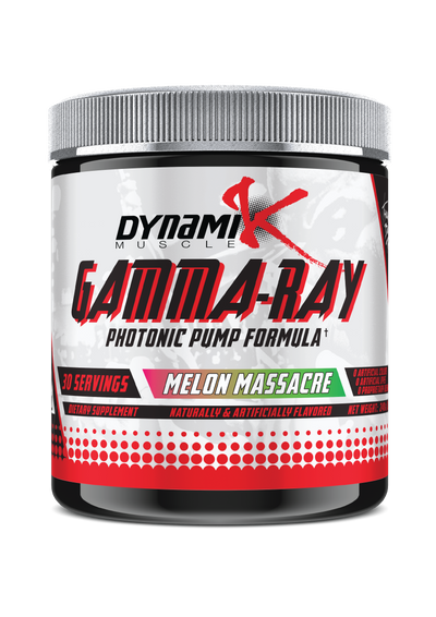Gamma-Ray - Photonic Pump Formula - Stimulant-Free - Dynamik Muscle - Supplements - Supplements & Apparel Store