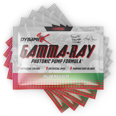 Gamma Ray Sample Pack - Dynamik Muscle - Supplements - Supplements & Apparel Store