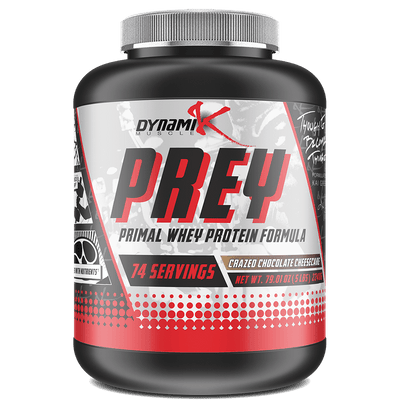 Prey 5LB - Whey Protein Formula - Dynamik Muscle - Supplements - Supplements & Apparel Store