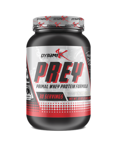 PREY 2LBS - WHEY PROTEIN FORMULA - Dynamik Muscle - Supplements - Supplements & Apparel Store