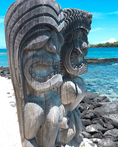 Learn about Hawaiian history on Big Island