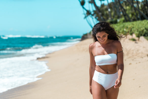 Recycled Plastic Swimwear
