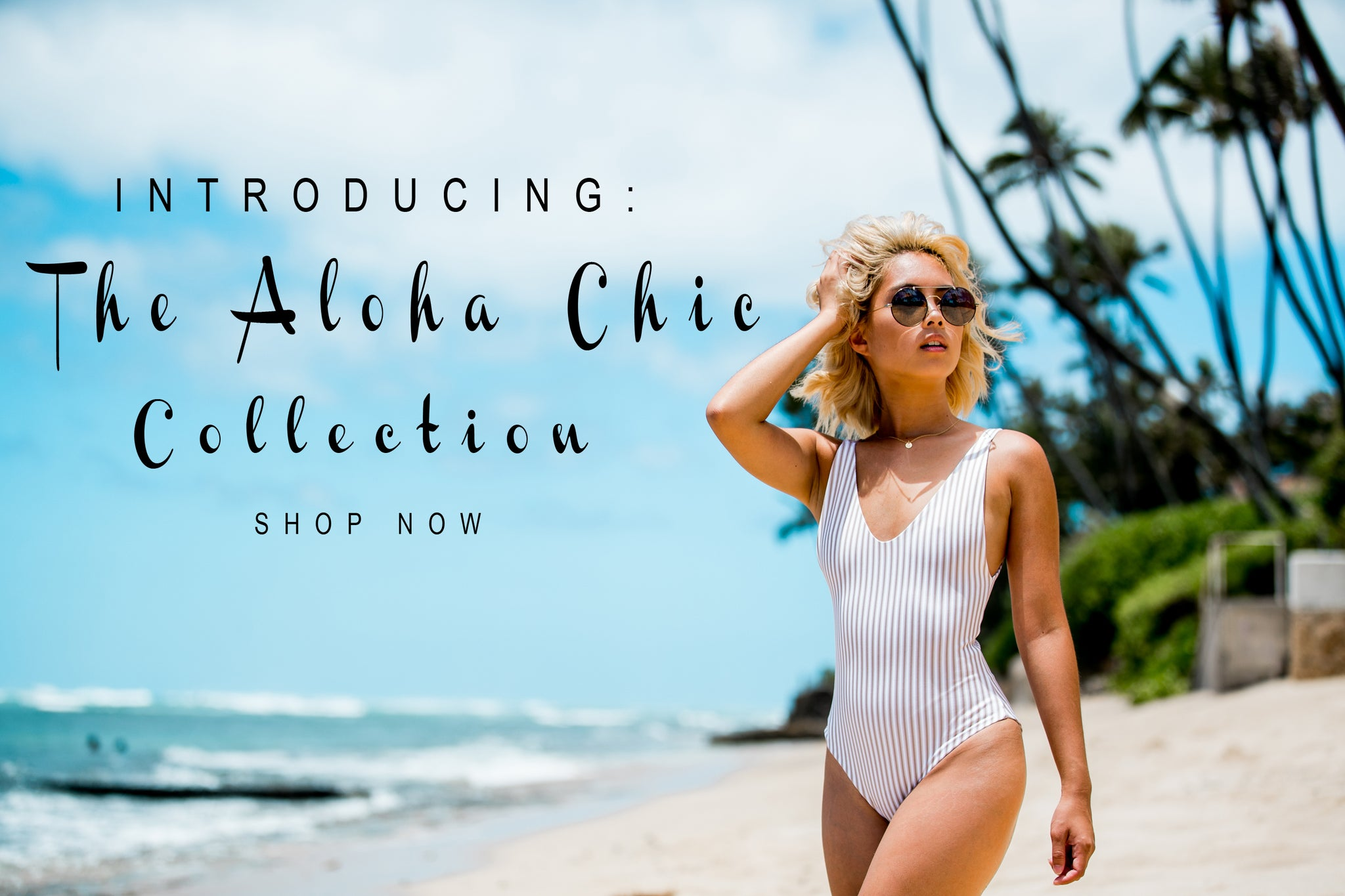 Aloha Chic Sundaze Bikinis Collection