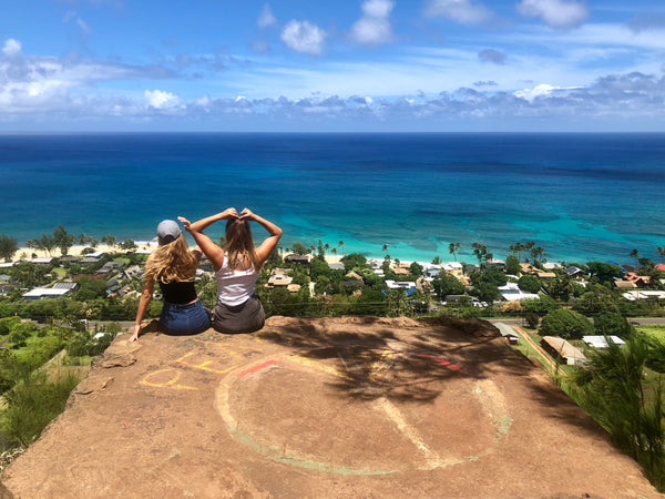 North Shore Oahu Hiking