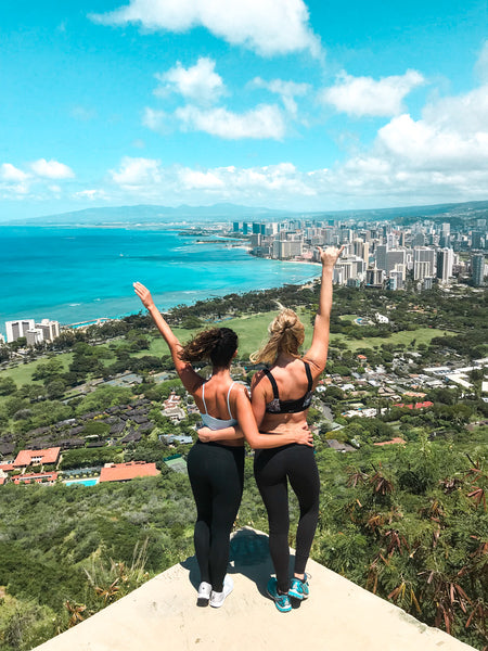 Diamond Head lookout Hike Hawaii