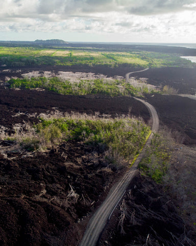 See Lava on Big Island Hawaii
