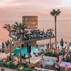 Omnia Best Beach Club in Seminyak Bali Ultimate Travel Bucket List