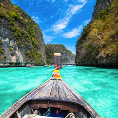 Best Places to Travel on you Bucket list Phi Phi Islands