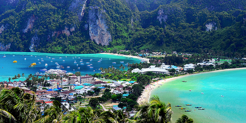 Visit Thailand Phi Phi Islands for the best Bucket list