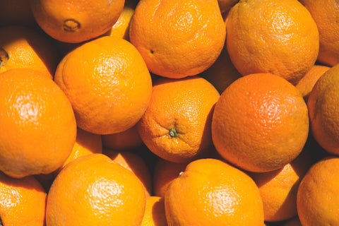 Healthy Oranges Nutrition