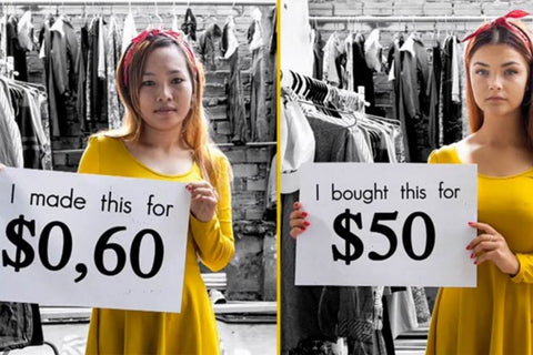 Truth about garment workers