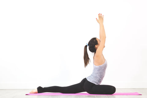 Yoga Fitness Exercise