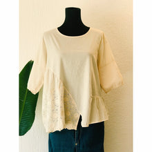 Broderie Anglaise Cotton Top