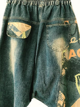 Printed Customized Harem Jeans
