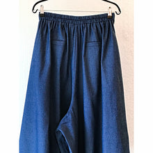 Longer Wide Leg Culotte