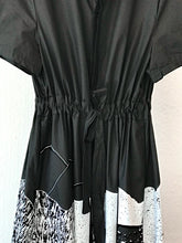 Midi Button Through Dress