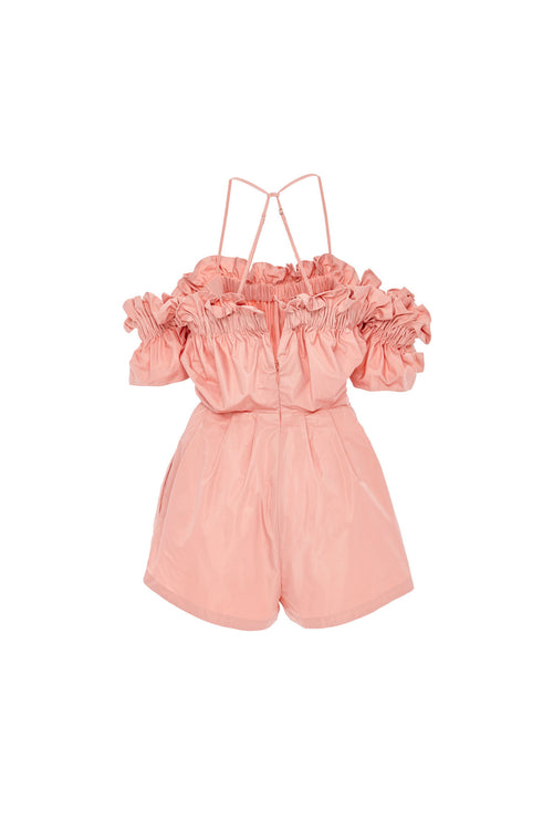 Dream About Me Off Shoulder Playsuit