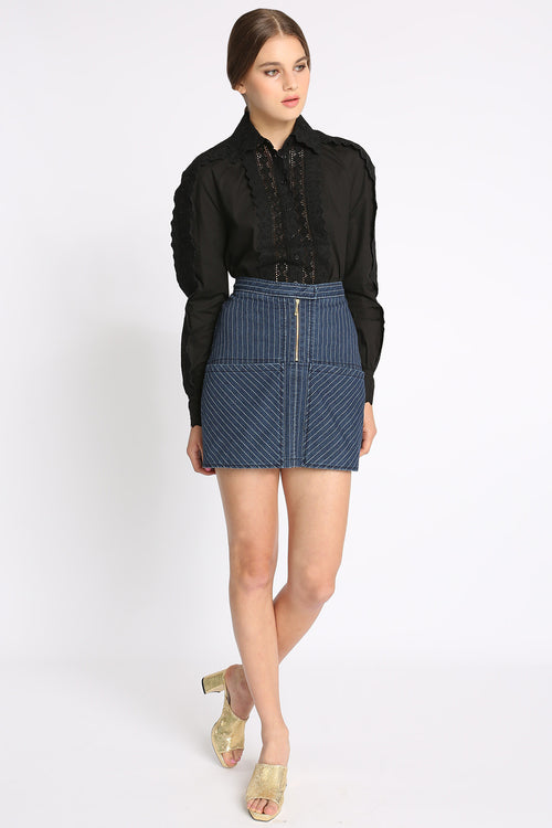 Love Lockdown Ruffle Shirt