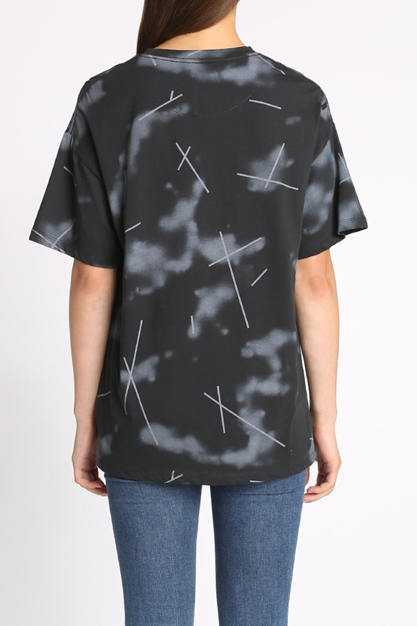 Idiot Wind Oversized Tee