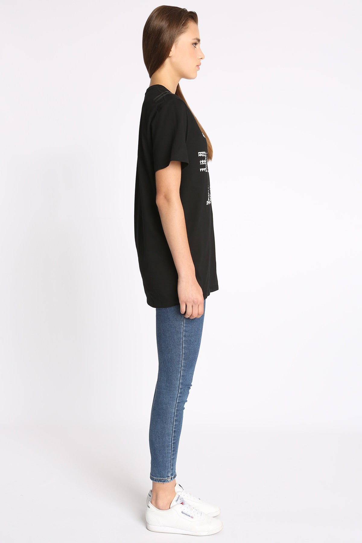 Lost In The Wild Oversized Tee