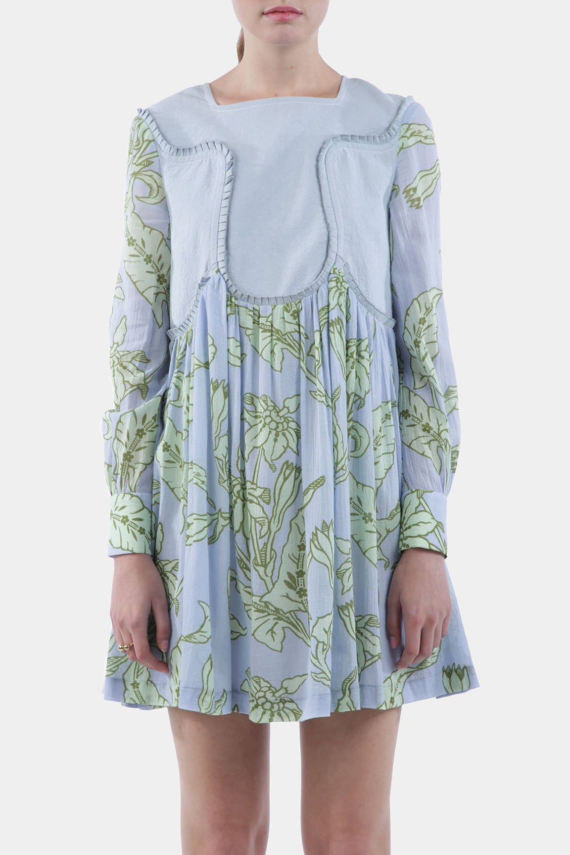 Greenhouse Contrast Dress