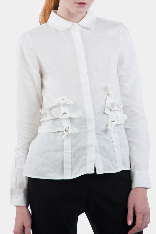 Walker Bow Blouse