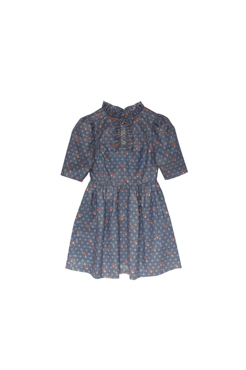 Andersen Ruffle Dress