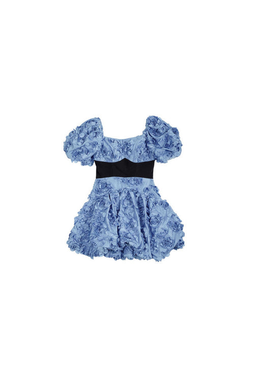 Anemone Frilly Dress