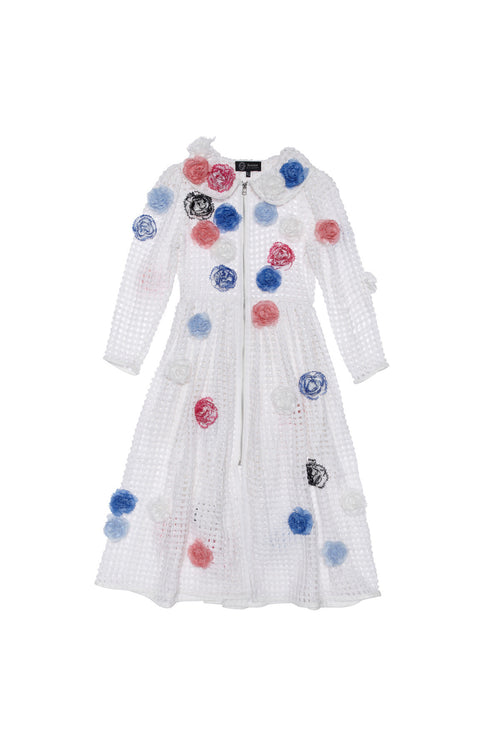 Lady Flora Coat Dress