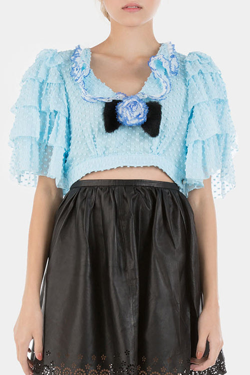 Tallulah Crop Top