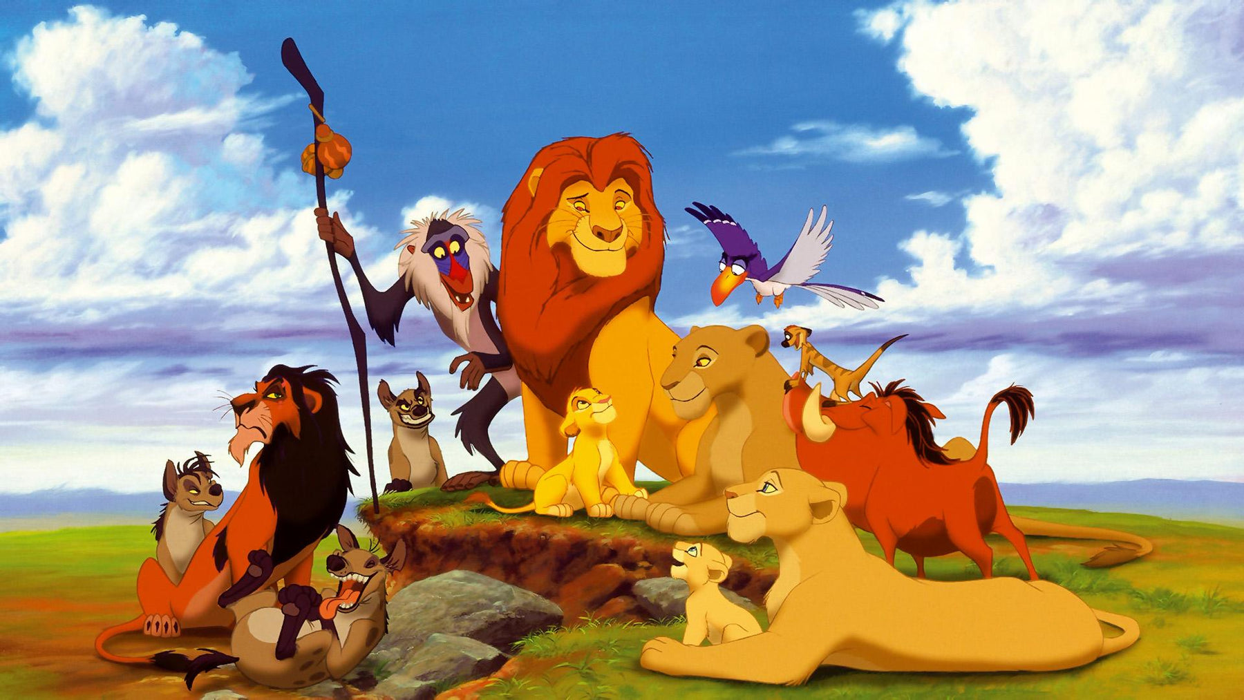 How much do YOU know about The Lion King?