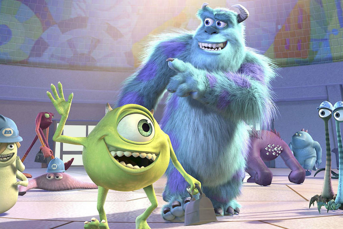 Which Monsters, Inc. Character are YOU?