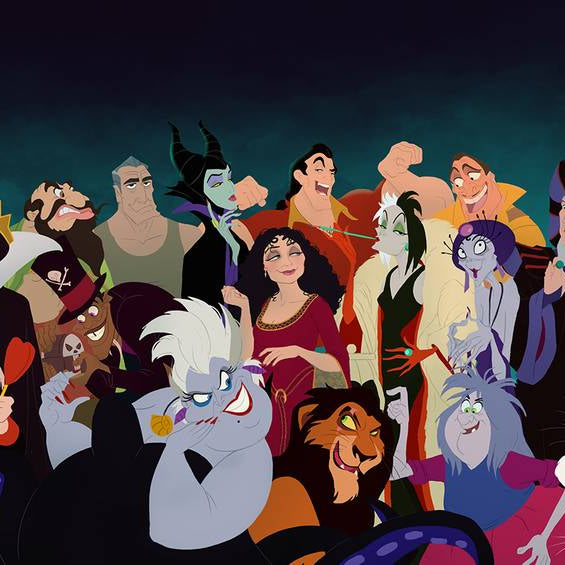 Disney Villains We Love To Hate