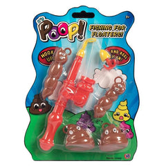 Fishing For Floaters Mini Hook Poop Game