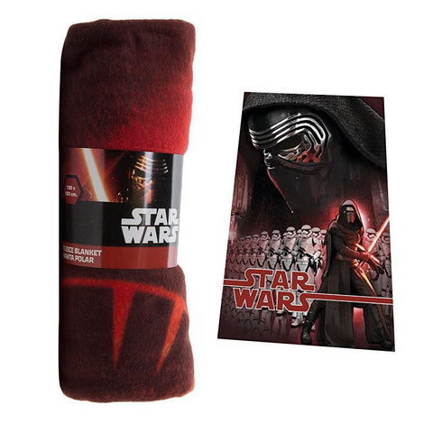 Star Wars Force Awakens Fleece 100 x 150cm